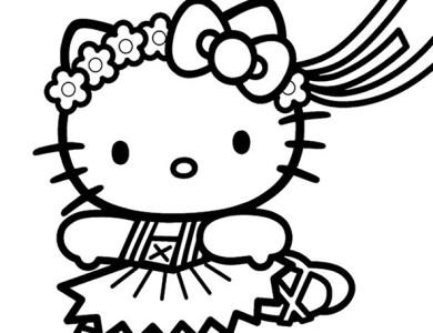 Desenhos Da Hello Kitty Desenhos Para Imprimir E Colorir