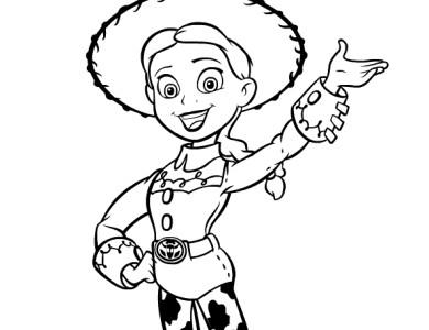 Desenhos De Pintar Imprimir E Colorir Desenhos Do Toy Story