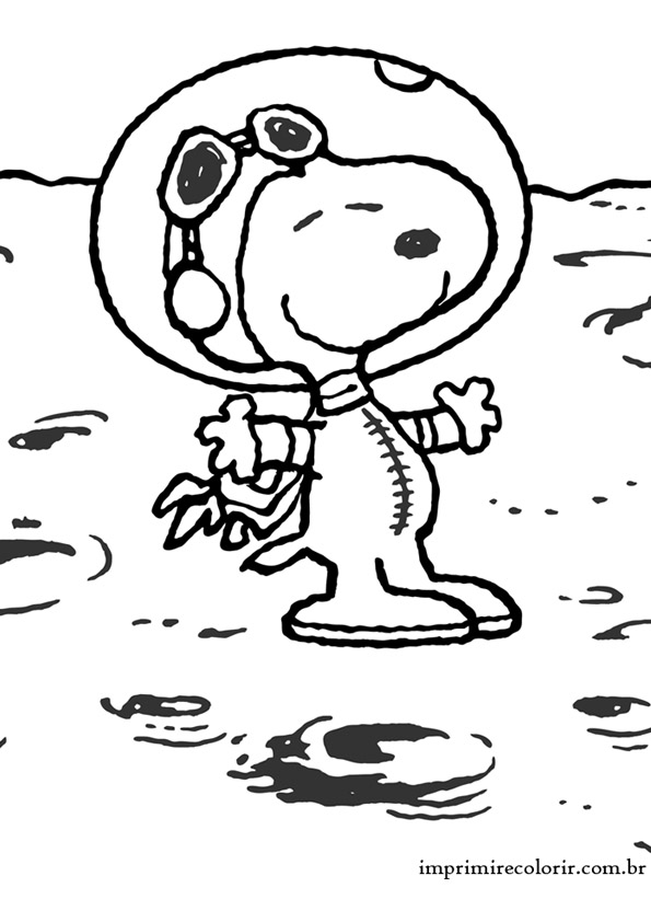 snoopy-astronauta