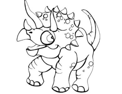 Desenhos De Dinossauros Desenhos Para Imprimir E Colorir