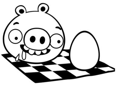 Desenhos Do Angry Birds Desenhos Para Imprimir E Colorir