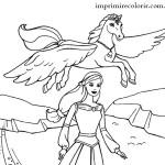 Barbie e o Pegasus