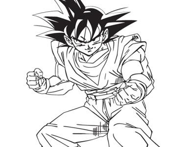 Desenhos Do Dragon Ball Desenhos Para Imprimir E Colorir