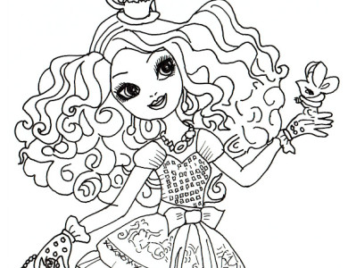 Desenhos Ever After High Desenhos Para Imprimir E Colorir Page 2