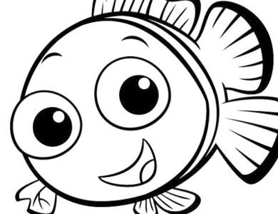 Desenhos Do Procurando Nemo Desenhos Para Imprimir E Colorir