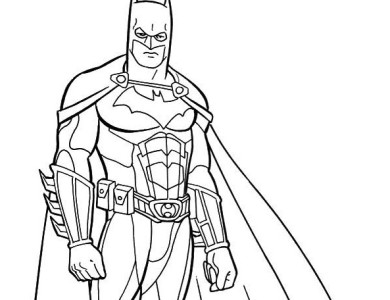 Desenhos Do Batman Desenhos Para Imprimir E Colorir