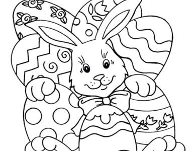 Desenhos De Pascoa Desenhos Para Imprimir E Colorir