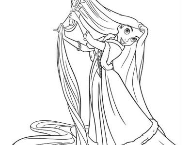 Desenhos De Princesas Desenhos Para Imprimir E Colorir