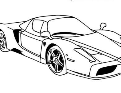 Desenhos De Carros Desenhos Para Imprimir E Colorir