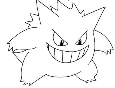 Desenhos Do Pokemon Desenhos Para Imprimir E Colorir