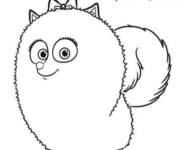 Desenhos Do Pets O Filme Desenhos Para Imprimir E Colorir